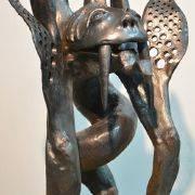 「原始主義的現代藝術」—杜爾陶藝展的藝術抵抗與戰慄之美