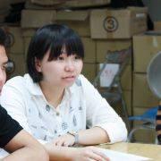 藝術家專訪|蔡承諭、林瑾璿、廖于萱:狂熱了石材冰冷的青春