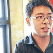 藝術家專訪|林致維:工程師右腦裡的藝術靈魂,夏日午後的府城記憶