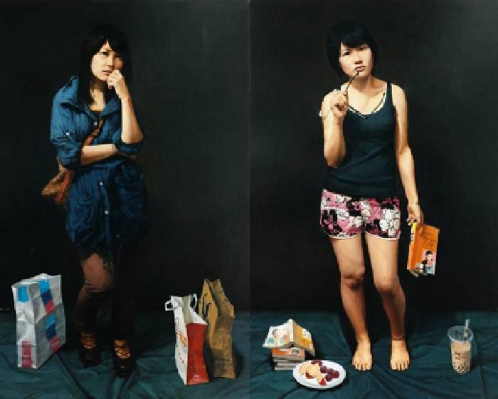 黄坤伯 - 花漾。物語