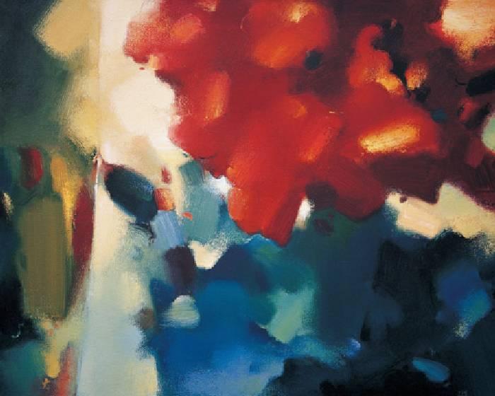 大塊寫意,色相溫勻 - 學術與裝飾兼具的俞成浩