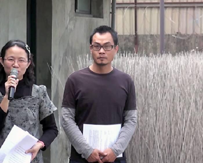 景美人權文化園區【游文富作品撤除】特別報導影片