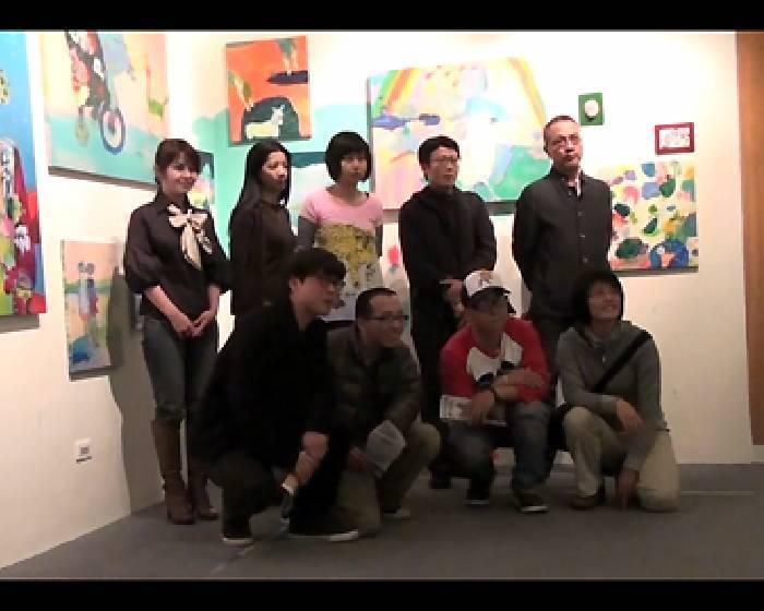 高雄市立美術館【2010高雄獎】高雄獎開幕記者會影片