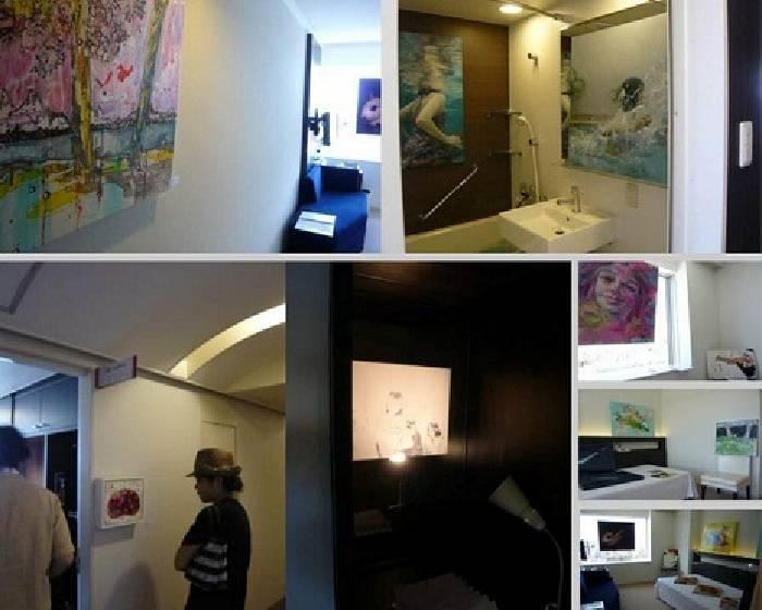 也趣藝廊【Art Osaka 2011】