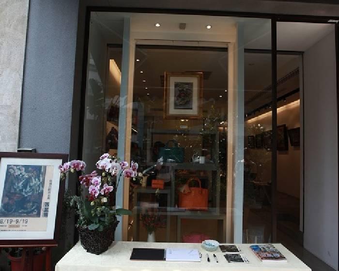 帕帕拉夏藝文中心【台灣野獸派主義 張萬傳】