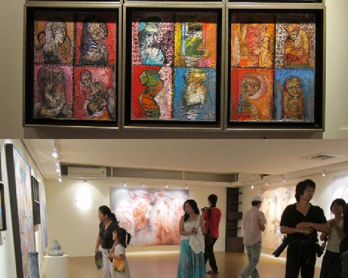 國家藝術園區美術館【星月藝境】土耳其 當代藝術展 ╳ 藝術嘉年華