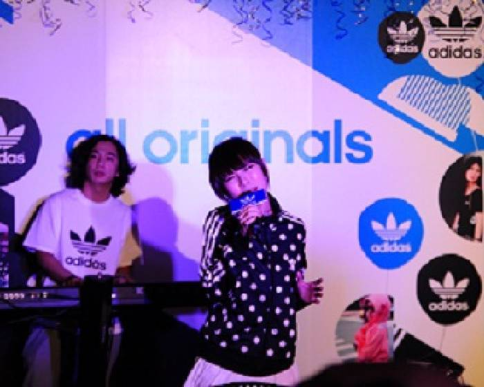 adidas Originals【 Day & Night 原創女性藝術展】