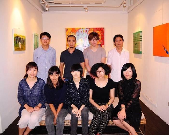 一畫廊【菁典當代】 十位青年藝術家聯展