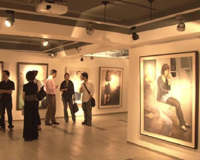 雲清藝術中心:【都市表情】李詩文作品展