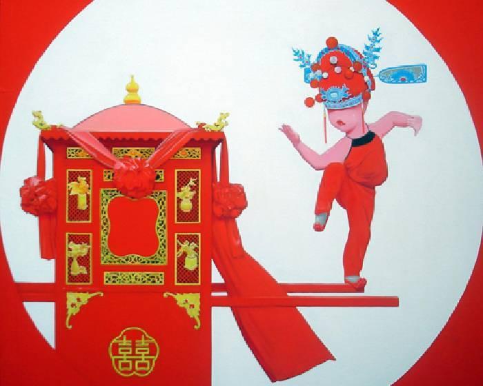 從文杰的「功夫」裡看見東方文化的哲思