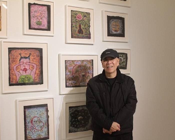 耿畫廊【 TONY WONG Recent Works】黃榮禧近作展