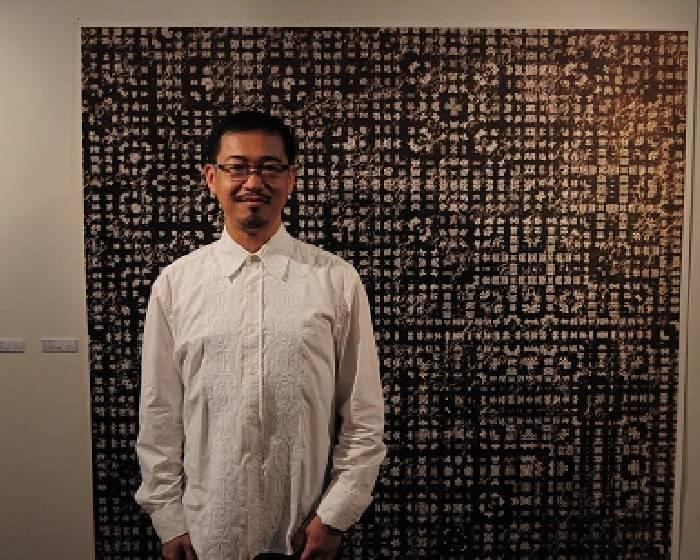 布查國際當代藝術空間【圓形畢露】陳克華數位板畫展