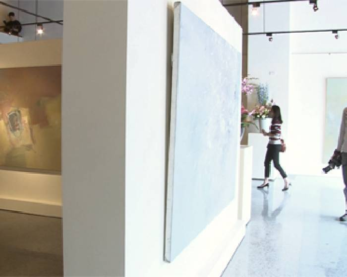 維嘉畫廊:【十年一瞬-灰常態當代藝術家】張劍台灣首展
