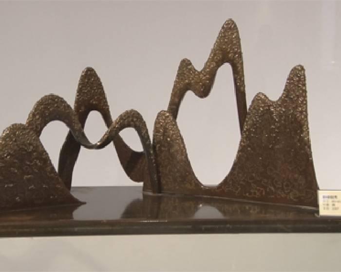 中友時尚藝廊【從古典到時尚】-謝棟樑40年雕塑演繹與太極之道