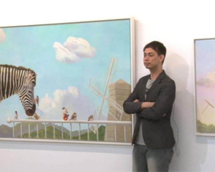 尊彩藝術中心:【那天我開了一扇門】黃頤勝個展