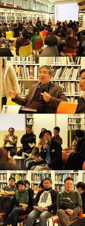 北美館12月9日舉辦威尼斯雙年展台灣館討論會,踏出溝通第一步。