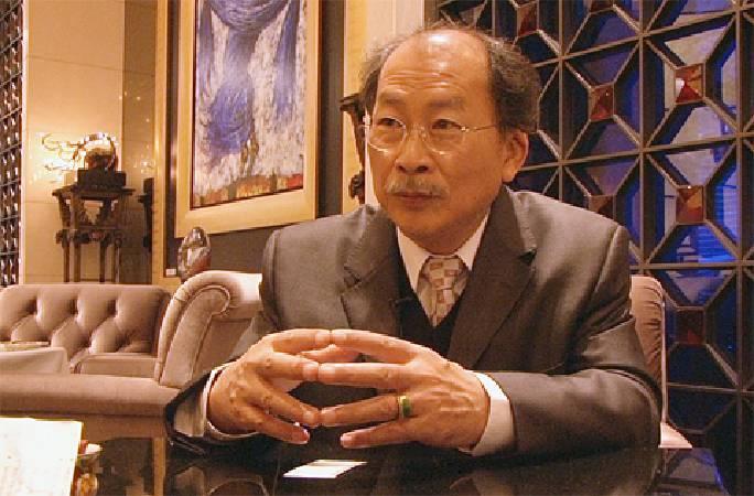 國美館館長黃才郎表示,藝術銀行首要任務,在於推動大使館藝術。