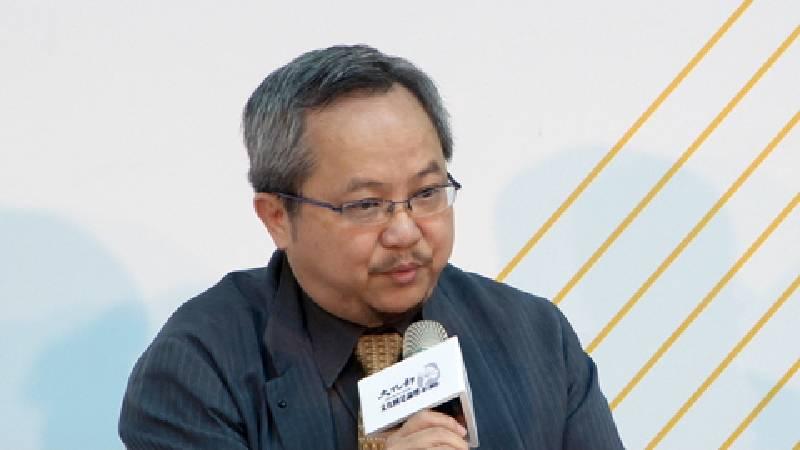 張學孔認為,文化部要思考如何建立一個遠景,並提出亞太藝術中心的概念。