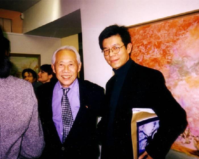 趙無極病逝 享壽93歲