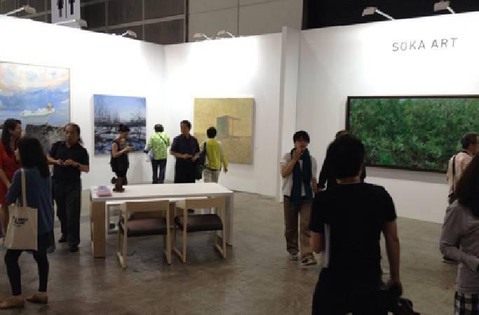 索卡藝術中心香港巴塞爾藝術展展區
