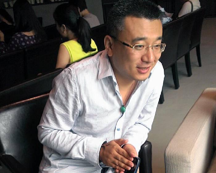 朱文軼:藝術網 讓藏家少走冤枉路【斷裂&彌合交流沙龍系列報導】