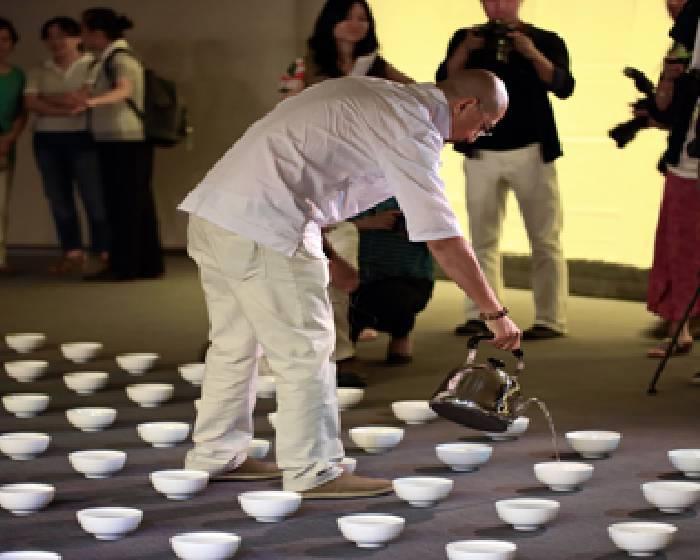 大象藝術空間館:【意念的形式-張羽作品展】