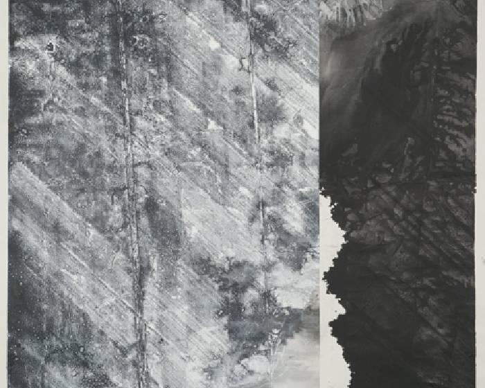 亞洲藝術中心:【即體成形】鄭重賓與他的水墨媒介