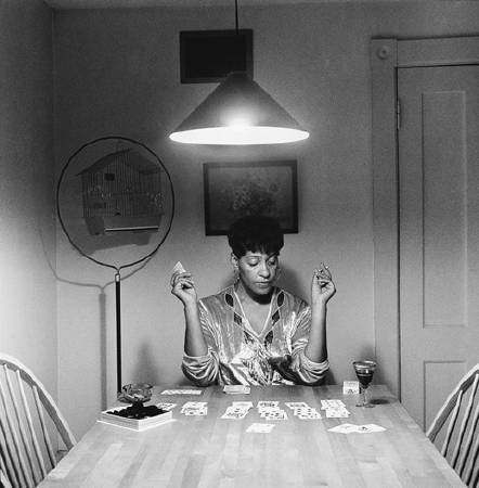 Carrie Mae Weems,〈Untitled (Kitchen Table Series)〉