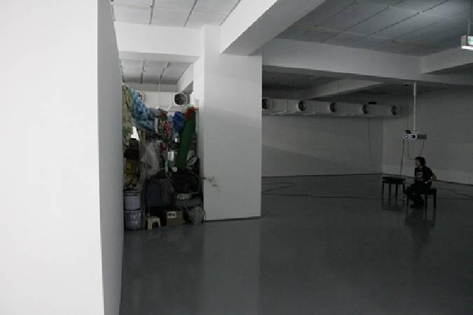 台新藝術獎大展,《Dear all》展場。圖/非池中藝術網攝。