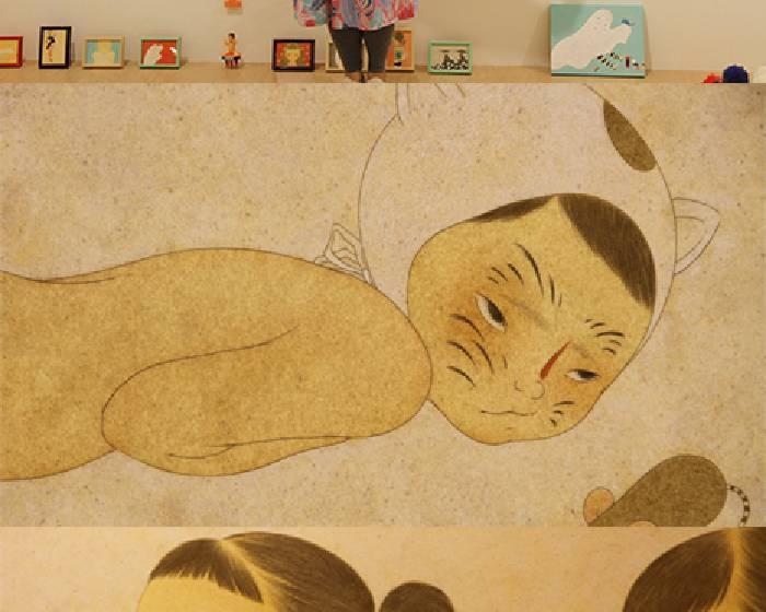 雲清藝術中心:【再見,童年的幻影】中田郁美個展