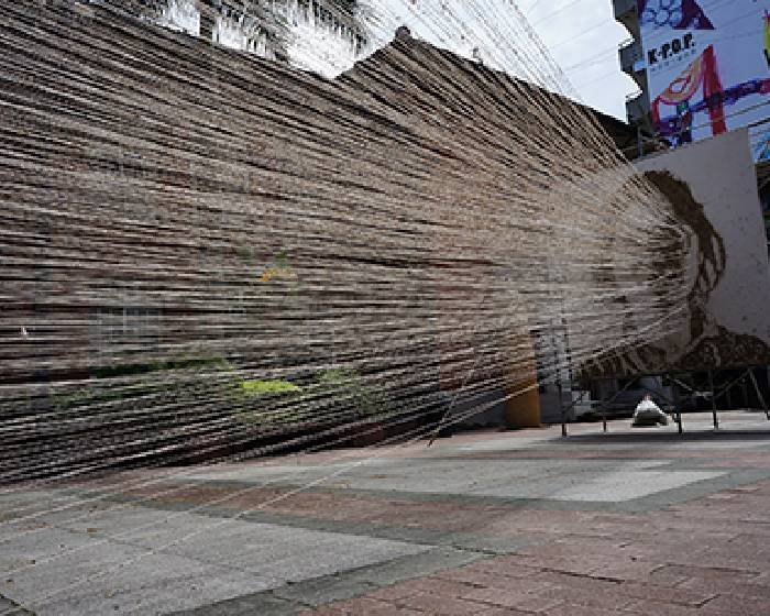 台北當代藝術館:【門外家園:荒蕪的邊緣】 黃步青個展