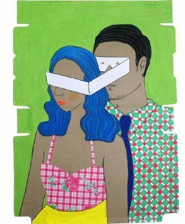 倪瑞宏,〈你是我的眼〉。