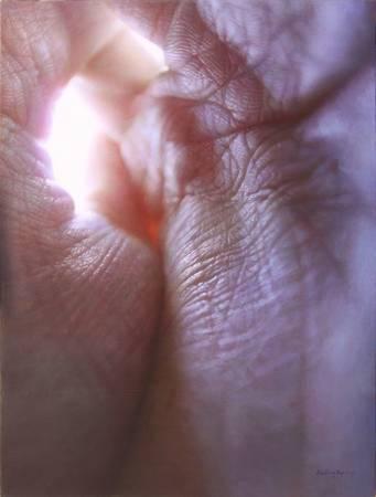 《視界五》,  油彩、畫布 2011。