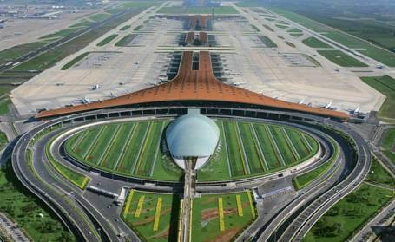北京國際機場  中國北京,2003 –2008