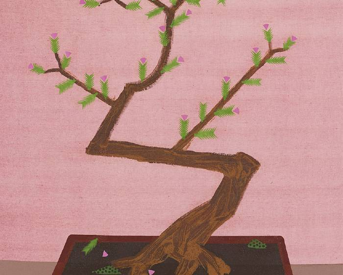 大未來林舍畫廊【夏陽/花鳥/山水】夏陽個展