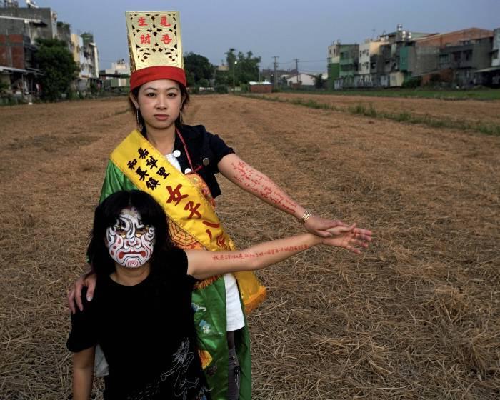 台灣國際紀錄片影展 藝術人能看什麼?