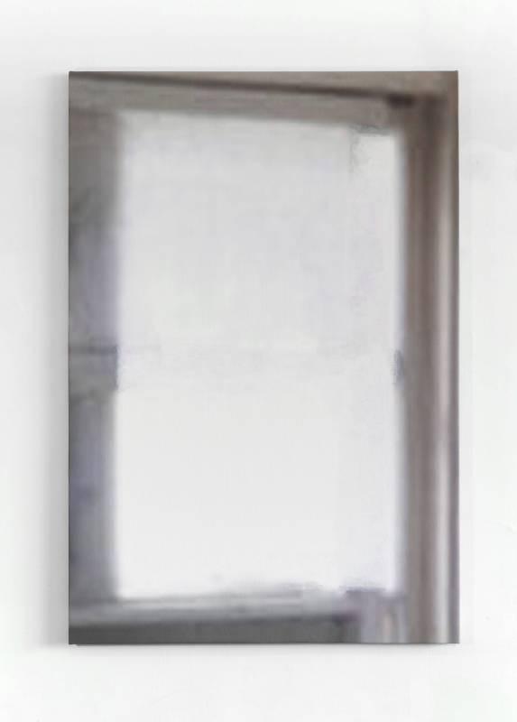 高倩彤,採集光線:四維路124巷(房間1),2014  壓克力顏料、無酸噴墨輸出畫布 60  x 88 公分  圖片版權為藝術家所有