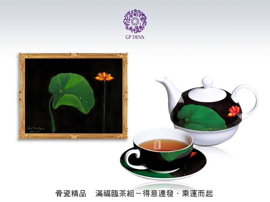 國際精品集團「香華天GP DEVA」將文化精神融入在產品裡,創造出產品價值