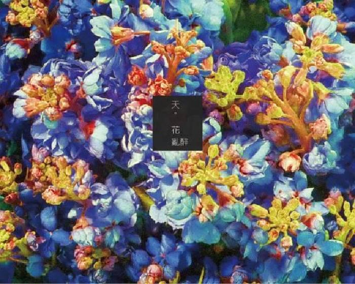 乙皮畫廊【天花亂醉 】陳克華2013圖像展
