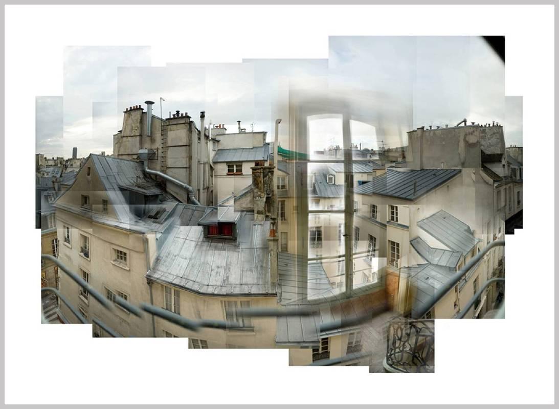 張仲良_ 巴黎左岸聖傑曼區 Paris, 2012,120x90cm
