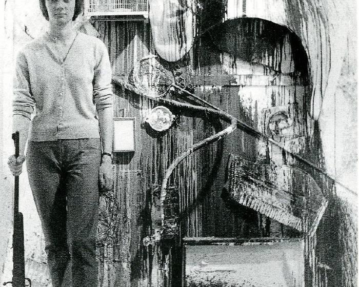 Niki de Saint Phalle 生日快樂!