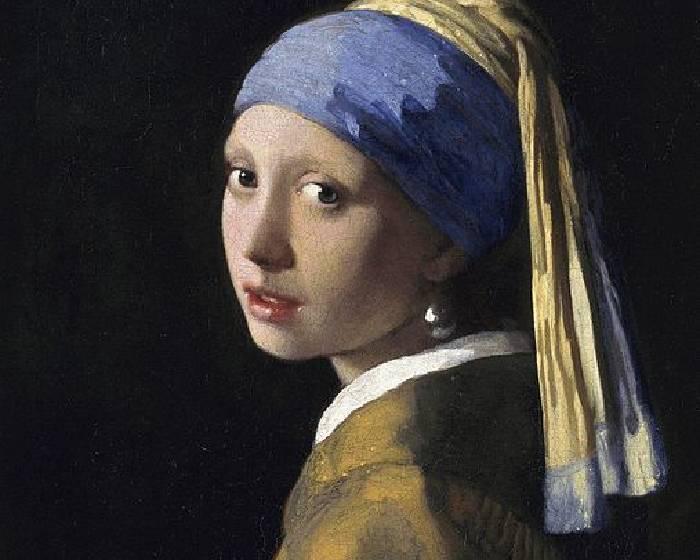 10月31日 Jan Vermeer 生日快樂!