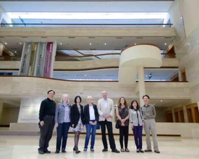 高雄市立美術館國際博物館協會國際區域博物館委員會參訪