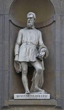 切利尼雕像