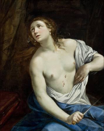 《The Suicide of Lucretia》