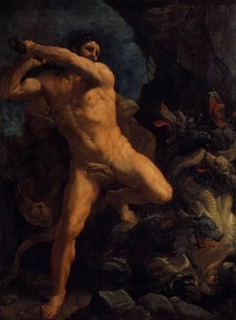 《Hercules Vanquishing the Hydra of Lerma》