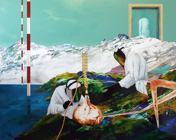 東京藝術大學X文化部【臺灣文化光點計畫】臺灣‧日本現代美術的現在與未來