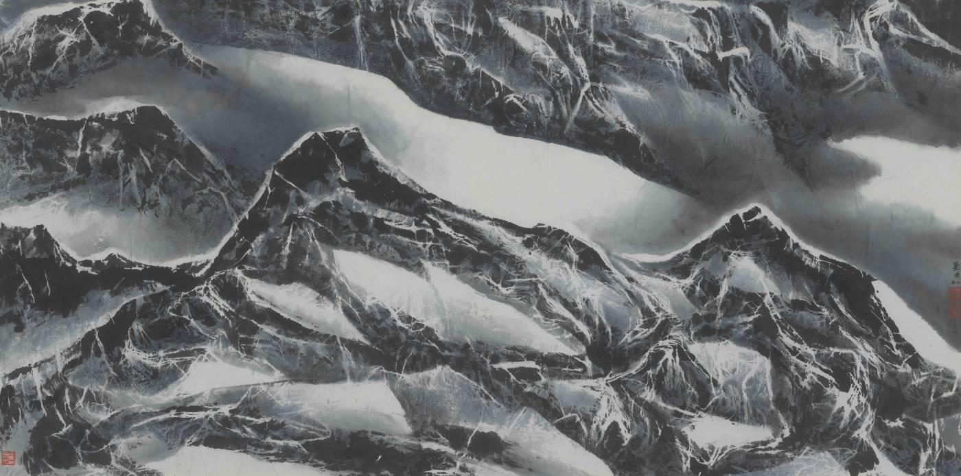 浮雲開合晚風輕,2014