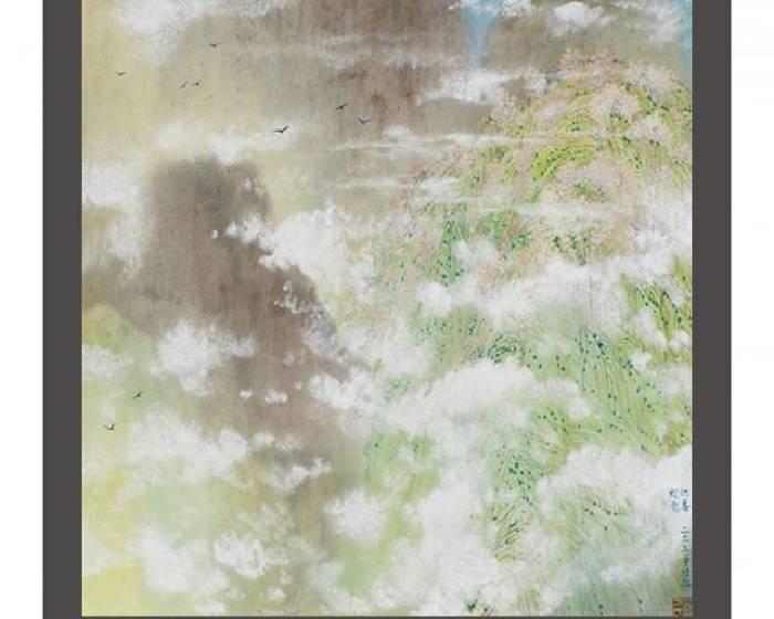 華瀛藝術中心【萌山意水】于傳騏彩墨個展