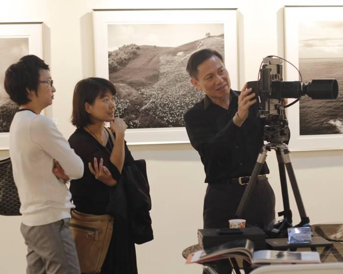 台北藝術攝影博覽會 【2014 TAPS 台北藝術攝影博覽會】記者會
